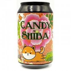 Bière La Débauche Candy Shiba