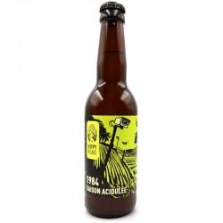 Bière artisanale française - 1984 Saison Acidulée - Brasserie Hoppy Road