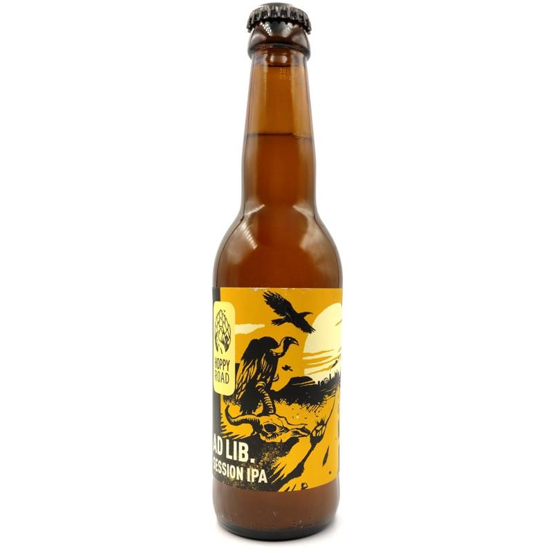Bière artisanale française - Ad Lib Session IPA - Hoppy Road