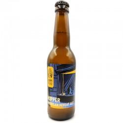 Bière artisanale française - Hopper American Wheat Ale - Hoppy Road