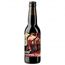Bière Hoppy Road Mazout...