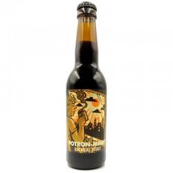 Bière artisanale française - Potron Minet Oatmeal Stout - Hoppy Road