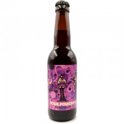 Bière artisanale française - Sour Power Purple Pastry - Hoppy Road
