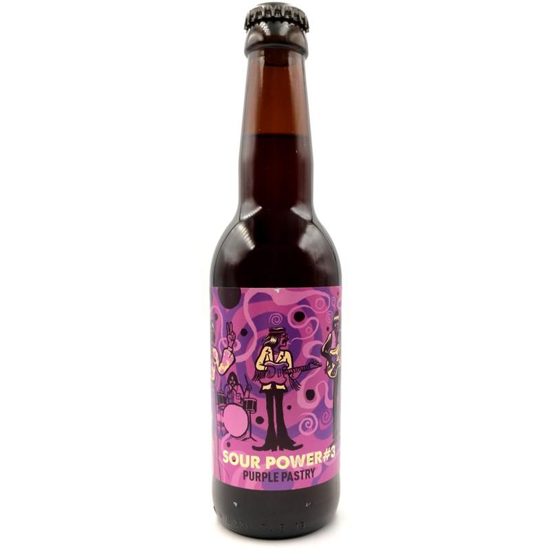 Bière artisanale française - Sour Power Purple Pastry - Hoppy Road