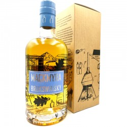 Whisky artisanal suédois - Mackmyra Bruks Whisky - Single Malt