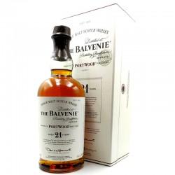Whisky artisanal écossais - Balvenie 21 ans Portwood - The Balvenie