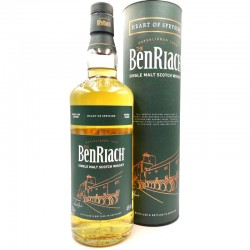 Whisky artisanal écossais - benriach heat of Speyside - Single Malt