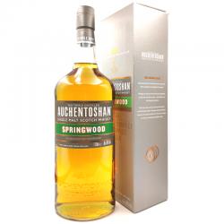 Whisky artisanal écossais - Auchentoshan Springwood lowland - Single Malt
