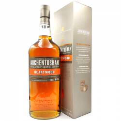 Whisky artisanal écossais - Auchentoshan Heartwood - Single malt