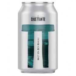 Bière La Dilettante Hazy IPA DDH Rakau