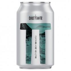 Bière La Dilettante Hazy IPA DDH Wakatu