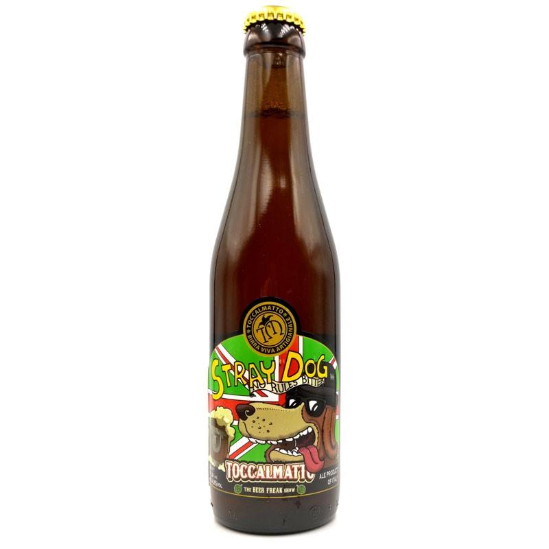 Bière artisanale italienne - Stray Dog Bitter - Brasserie Toccalmatto