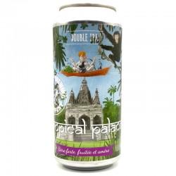 Bière artisanale française - Tropical Palace - Piggy Brewing