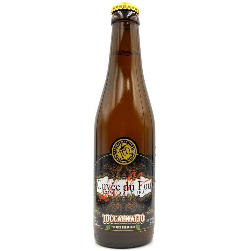 Bière artisanale italienne - Cuvée du Fou - Brasserie Toccalmatto