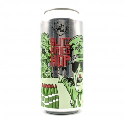 Bière artisanale française - Blitzkrieg Hop - Brasserie Sainte Cru