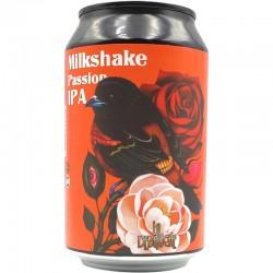 Bière La Débauche Milkshake Passion IPA