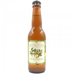 Bière artisanale française - Comme Trois Pommes - Brasserie Effet Papillon