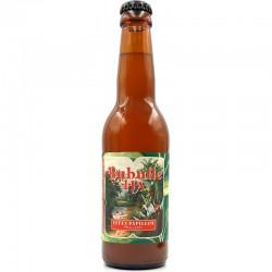 Bière artisanale française - Bubulle IPA - Brasserie Effet Papillon
