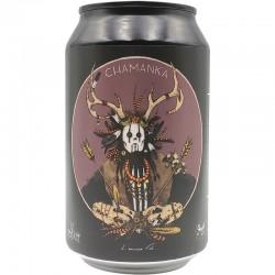Bière La Débauche Chamanka CAN