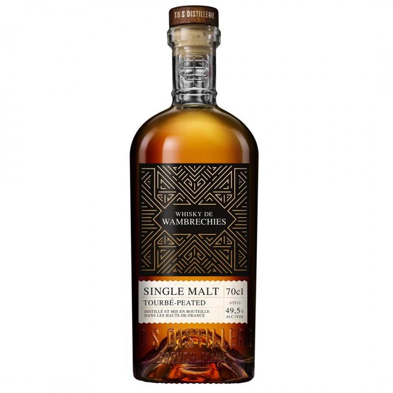 Whisky de Wambrechies Tourbé - Peated
