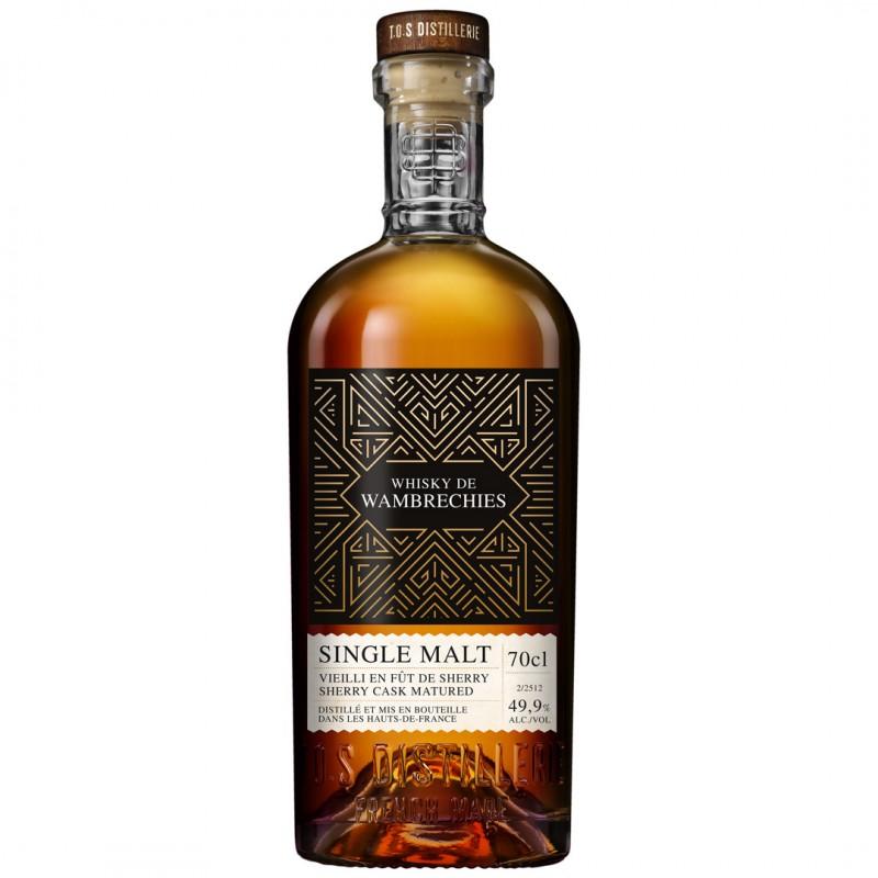 Whisky de Wambrechies Fût de Sherry