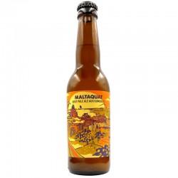 Bière artisanale française - Maltaquat Brut Pale Ale - Hoppy Road