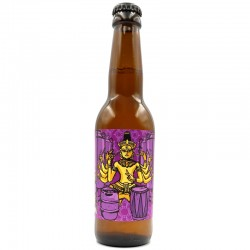 Bière artisanale française - Dhaki Double IPA - Hoppy Road