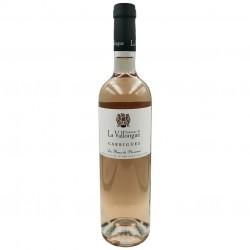 Domaine de la Vallongue - Les Beaux de Provence rosé bio Garrigues