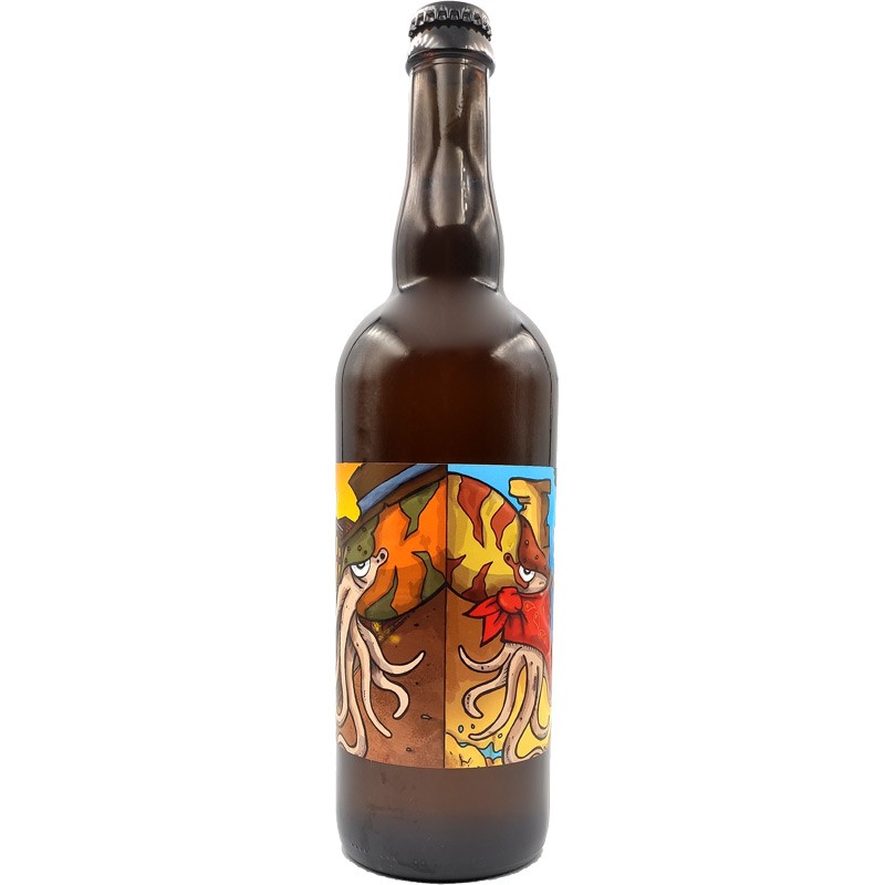 Bière artisanale française - Le Bon & le Truand - Brasserie Nautile
