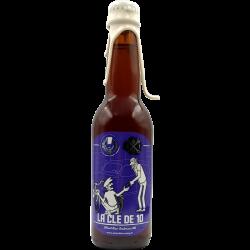 Bière artisanale française - La Clé de 10 - O'clock Brewing