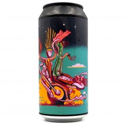 Bière artisanale française - Lazy Rider - Brasserie Hoppy Road