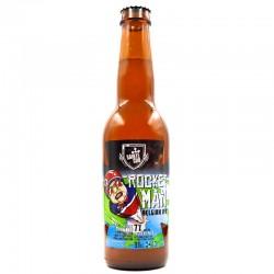 Bière artisanale française - Rocket Man - Brasserie Sainte Cru