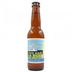 Bière atisanale française - Azimut Vaz'y maiz la bière au frette - Azimut