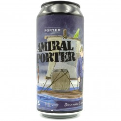 Bière Piggy Brewing Amiral...