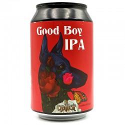 Bière artisnale française - Good Boy IPA - Brasserie La Débauche