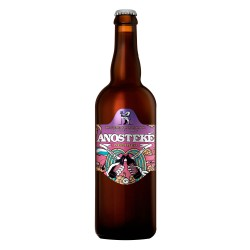 Bière artisanale - Anostéké Freestyle 4 - Brasserie du pays Flamand