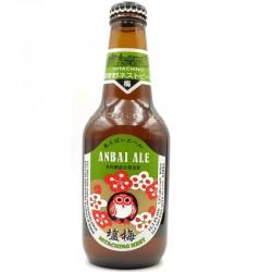 Bière artisanale japonaise - Hitachino nest Anbai Ale - Kiuchi Brewery