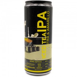 Bière Azimut Iced Tea IPA