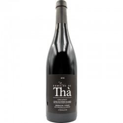 Vin rouge français - Séguret Côtes du Rhône - Domaine de Thà