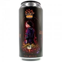 Bière artisanale française - Lady Macbeth - Brasserie la Débauche