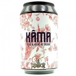 Bière artisanale française - Kâma - Brasserie la Débauche
