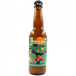 Bière artisanale française - Tropical Dance - Brasserie Hoppy Road