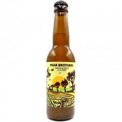 Bière artisanale française - Pear brother - Brasserie Hoppy Road