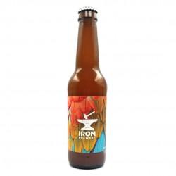 Bière artisanale française - Gose Fraise Basilic Citron - Iron Brewery
