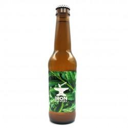 Bière artisanale française - Brett Saison Laurier - Iron brewery