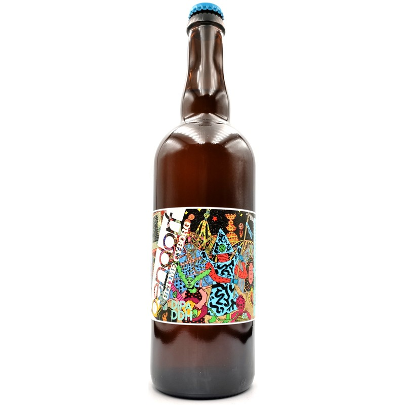 Bière artisanale française - Ultime Cyborg - Brasserie Bendorf