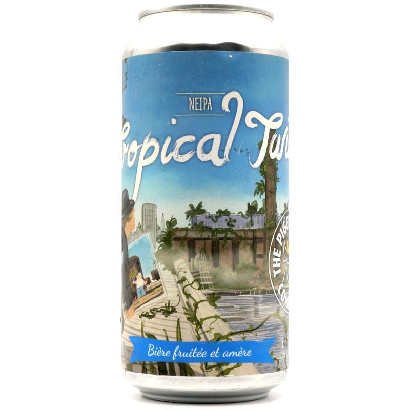 Bière artisanale française - Tropical Twin - Piggy Brewing Company