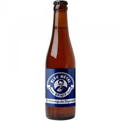 Bière française - Bleu Metal Spirit - Brasserie Rouget de Lisle