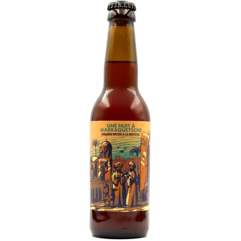 Bière artisanale française- Une Nuit à Marraquetsche - Hoppy Road