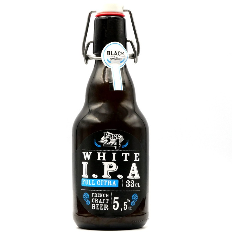 Bière artisanale française - Page 24 White IPA - Brasserie St Germain